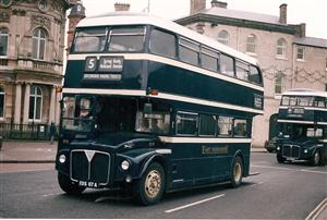 818, Routemaster 5RM EDS 117A